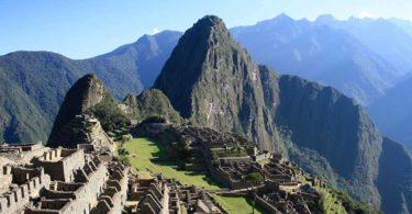Machu Picchu (Foto: Nad Hemnani/Unsplash)
