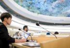 Denise Ho di Dewan PBB (Fabrice Coffrini/AFP/Getty Images)