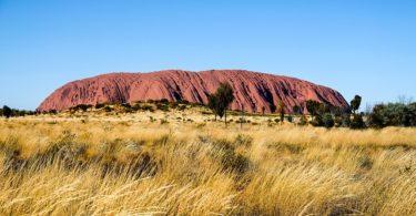 Uluru atau Ayers Rock, Australia (Image: Skeeze/Pixabay)