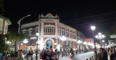 Kota Lama, Semarang (Image: Revata/NTD Indonesia)