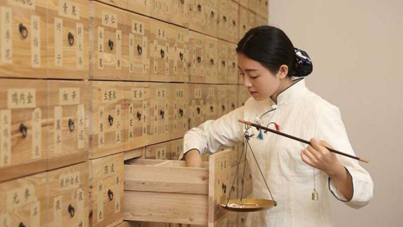 Pengobatan tradisional Tiongkok