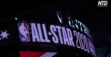 NBA sign
