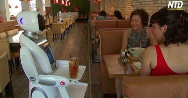 Robot pelayan