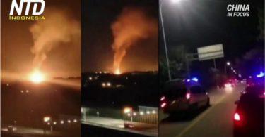 Ledakan di Beijing
