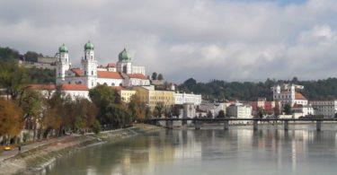Katedral dan Kota Tua Passau