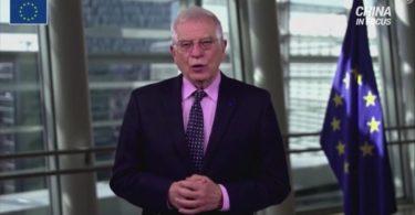Josep Borrel, perwakilan tinggi UE untuk kebijakan luar negeri