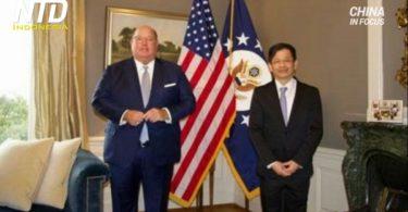 Pejabat AS-Taiwan