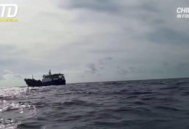 Kapal di perairan Filipina