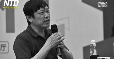 Pemimpin redaksi The Global Times, Hu Xijin