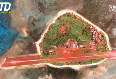 Pulau Thitu di Filipina