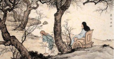 Min Ziqian dari periode Musim Semi-Musim Gugur (Gambar: Clearwisdom.net)