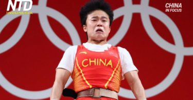 Atlet Tiongkok