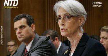 Wakil menlu AS, Wendy Sherman