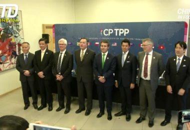 Blok dagang CPTPP
