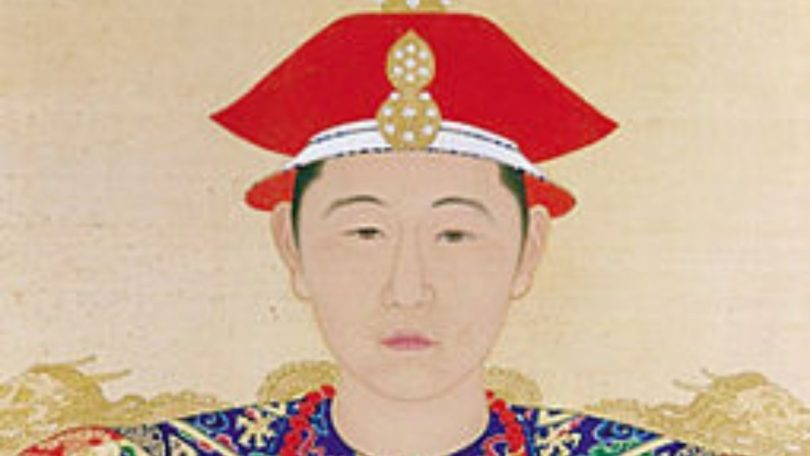 Kaisar KangXi @Wikipedia