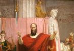 Lukisan 'Pedang Damocles' @Wikipedia