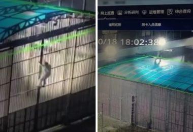 Prison Break di Tiongkok